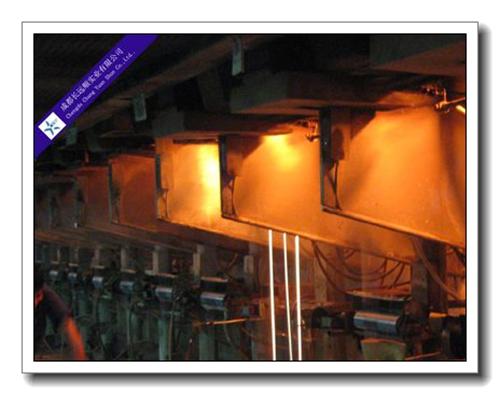 glass fiber producing