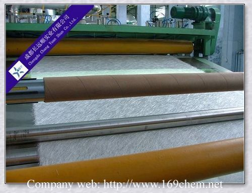 glassfiber chopped strand mat